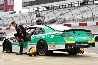 Zane Smith, JR Motorsports, Chevrolet Camaro PatientPop