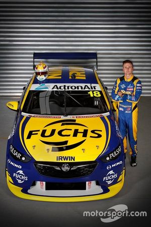 Mark Winterbottom, Team 18