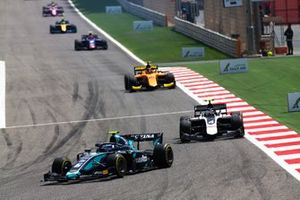Nicholas Latifi, DAMS and Nyck De Vries, ART GRAND PRIX