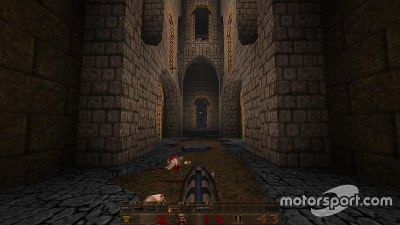 Компания idSoftware выпустила шутер Quake