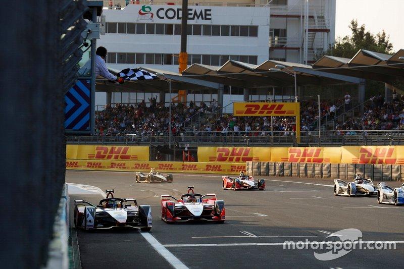 La imagen de la carrera