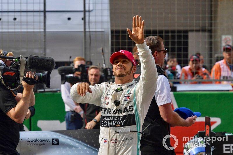 Lewis Hamilton, Mercedes AMG F1,