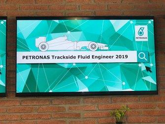 Petronas Trackside Fluid Engineer