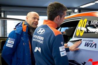 Andrea Adamo, Director del equipo Hyundai Motorsport