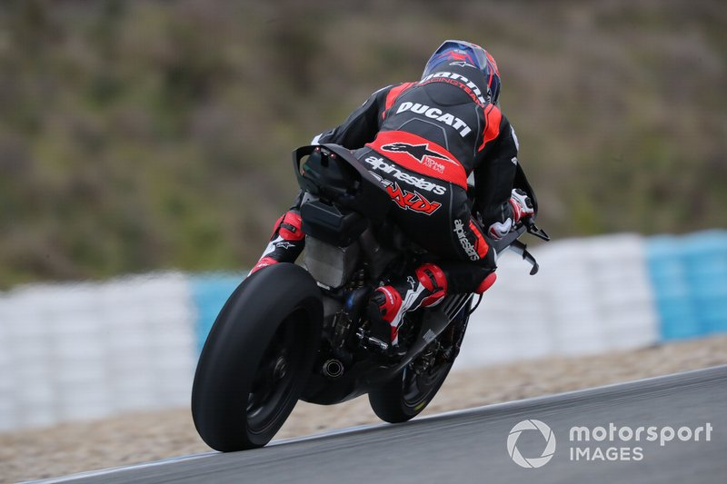 #21 Barni Racing Team: Michael R Rinaldi
