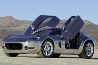 Shelby GR 1 concept 1