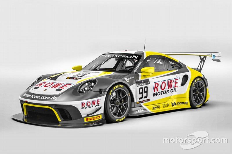 Rowe Racing livery
