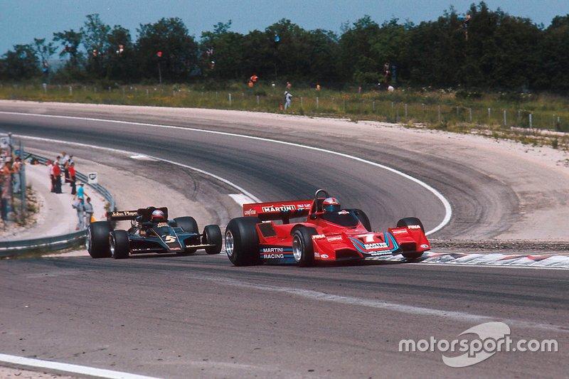 8: John Watson (Brabham), Francia 1977