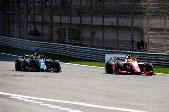 Mick Schumacher, PREMA RACING and Sergio Sette Camara, DAMS