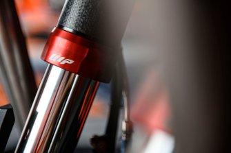 Red Bull KTM Factory Racing bike detail