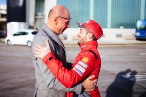 Riccardo Parino, Andrea Dovizioso, Ducati MotoGP
