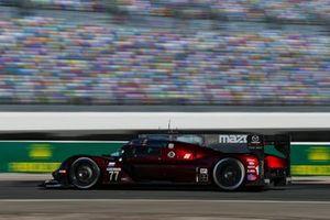 #77 Mazda Team Joest Mazda DPi, DPi: Oliver Jarvis, Tristan Nunez, Timo Bernhard, Rene Rast