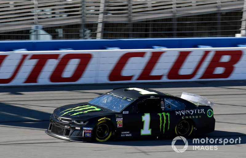 21. Kurt Busch, Chip Ganassi Racing, Chevrolet Camaro Monster Energy
