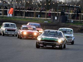 Gerry Marshall Trophy, Ford Mustang Boss 302 Bill Shepherd Romain Dumasl