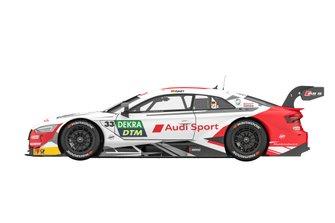 Livery René Rast, Audi Sport Team Rosberg, Audi RS5 DTM