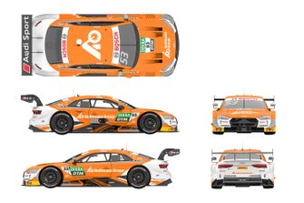 Hoffmann Group Audi RS 5 DTM #53