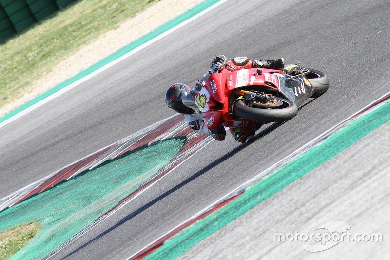 Stevis Bressan, Honda