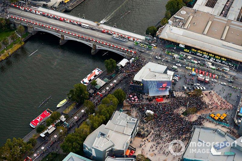 Melbourne Federasyon Meydanı