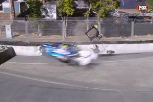 Macauley Jones, Brad Jones Racing kaza