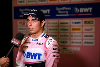 Sergio Perez, Racing Point F1 Team