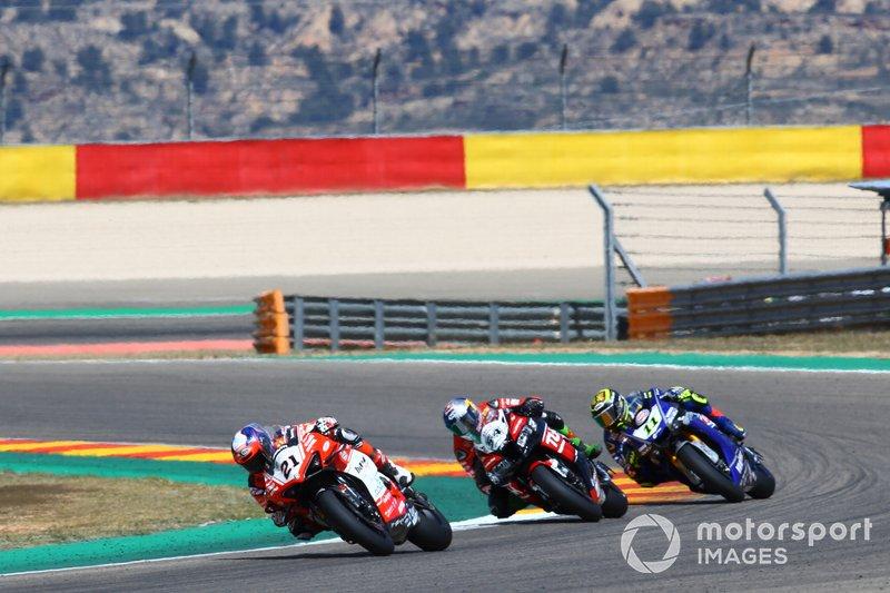 Michael Ruben Rinaldi, Barni Racing Team, Toprak Razgatlioglu, Turkish Puccetti Racing, Sandro Cortese, GRT Yamaha WorldSBK
