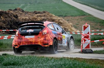 Steeves Schneeberger, Quentin Marchand, Ford Fiesta R5, Lugano Racing Team