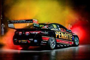 Erebus Motorsport renk düzeni