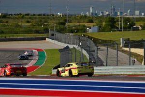 #88 TA2 Chevrolet Camaro driven by Rafael Matos of HP Tech Motorsports