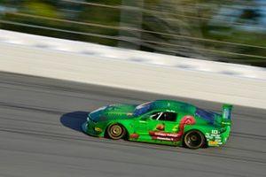#8 TA Chevrolet Corvette driven by Tomy Drissi of Burtin Racing\