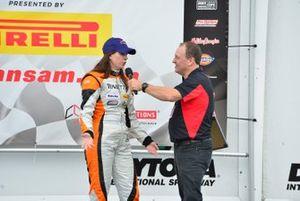 TA3 Champion Alline Cipriani