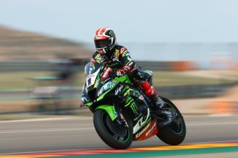 Jonathan Rea, Kawasaki Racing nearly loosing the front