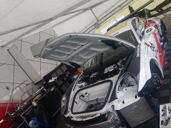 La Porsche di Thomas Nicolle, Tsunami RT