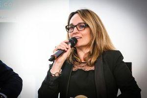 Géraldine Pons, directrice des sports d'Eurosport France
