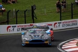 #760 R-Motorsport Aston Martin Vantage GT3: Florian Kamelger, Andreas Baenziger, Peter Leemhuis, Mathew Parry