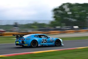 #25 TA2 Chevrolet Camaro driven by Mikhail Goikhberg of BC Race Cars