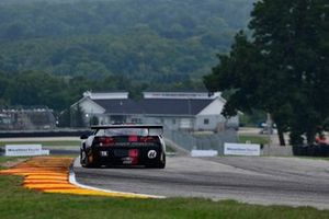 #44 TA Chevrolet Corvette driven by Natalie Decker of Ave Racing