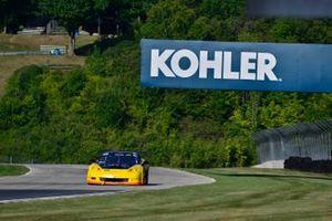 #04 TA3 Chevrolet Corvette driven by Brady Refenning of LSI Racing