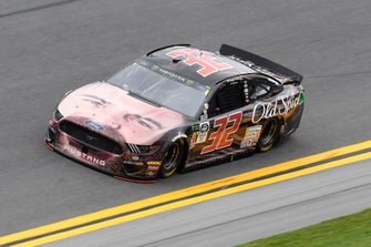 Corey LaJoie, Go FAS Racing, Ford Mustang Old Spice