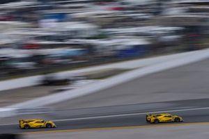 Симон Труммер, Стивен Симпсон, Крис Миллер, Хуан Пьедрахита, JDC-Miller Motorsports, Cadillac DPi-V.R (№84)