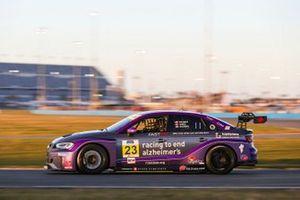 #23 Fast MD Racing Audi RS3 LMS TCR, TCR: Nick Galante, James Vance, Jared Salinsky