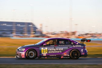 #23 Fast MD Racing Audi RS3 LMS TCR, TCR: Nick Galante, James Vance, Jared Salinsky
