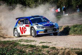 Lukasz Habaj, Daniel Dymurski, Sports Racing Technologies, SKODA Fabia R5