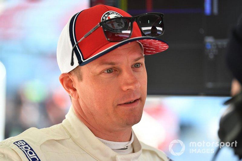 Bevestigd voor 2020: Kimi Räikkönen (Finland)
