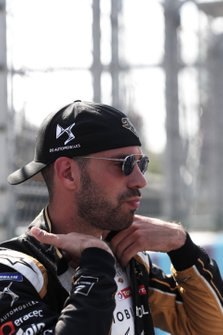 Jean-Eric Vergne, DS TECHEETAH on the grid