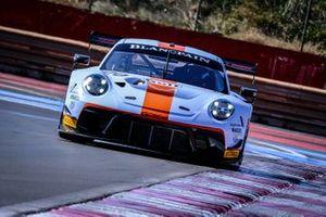 #20 GPX Racing UAE Porsche 911 GT3 R, Track
