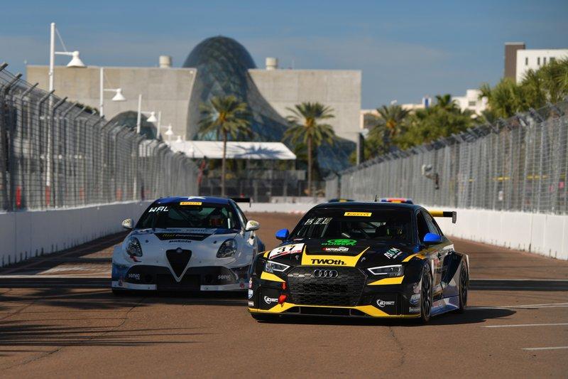 Eddie Killeen, TWOth Autosport Audi Sport RS3 LMS