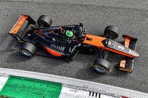 Chovet Perre Luis, F3 Tatuus 318 A.R. #3, Van Amersfoort Racing