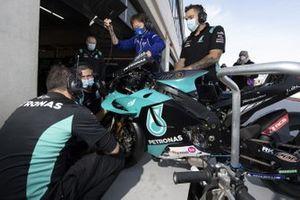 Petronas Yamaha team