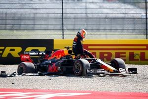 Max Verstappen, Red Bull Racing RB16 opgave