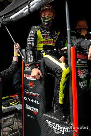 Santino Ferrucci, Dale Coyne Racing avec Vasser Sullivan Honda
